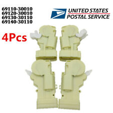 For Lexus 98-05 GS300 GS400 GS430 Prius Power Door Lock Actuators 4Pcs US Stock