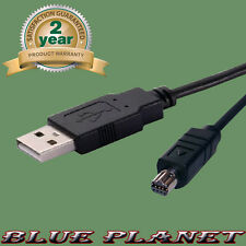 Nikon CoolPix 8700 / 5700 / 5400 / 5000 / Photo Transfer USB Cable Lead