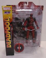 "Diamond Select Toys Marvel 7"" Deadpool High Quality Action Figure Toy New"