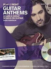 David Harrison: Play It Right - Guitar Anthems