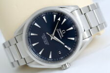 Omega Seamaster Aqua Terra - Blue Master Co-Axial Automatic Watch - (2017)