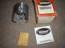 Vintage Yamaha Snowmobile 71-75 SL SS GP 433 Wiseco Piston 2213P6 .060 Over NEW