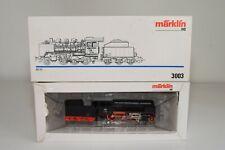 LL MARKLIN HO 3003 TRAIN LOC LOCOMOTIVE BR 24 BR24 BLACK MINT BOXED