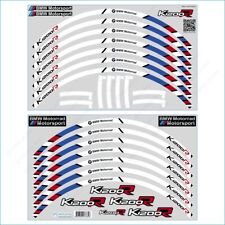 aprilia RS RACING Motorcycle Wheel Rim Decals Sticker Laminated RS50 RS125 RS250