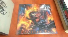 "SODOM ""DECISION DAY"" VINYL DOUBLE LP + CD LTD NEW SEALED GATEFOLD"