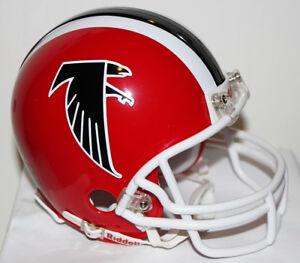 1994 Atlanta Falcons Special Riddell Custom Mini Helmet