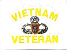 UNITED STATES ARMY MAC SOG VIETNAM VETERAN  Sticker Decal