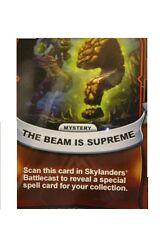 Skylanders Battlecast Collector's Card Mystery The Beam is Supreme Prism Break