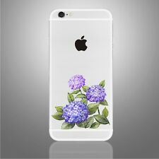 Colorful Flowers iphone Viny Sticker iPhoneX, 6,6Plus,6s,6sPlus, 7,7Plus,8,8Plus