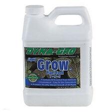 Dyna Gro Liquid Grow 8 oz ounce - liquid plant food concentrate nutrient