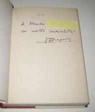 Bragadin IL DRAMMA DELLA MARINA ITALIANA Le Scie 1968 Mondadori dedica autografo