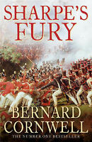Sharpe's Fury, Cornwell, Bernard Hardback Book