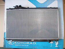 Radiator Toyora Supra JZA80 93-02 Twin Turbo / non-turbo Manual Check Fan Koyo