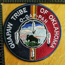Quapaw Tribe Of Oklahoma Patch