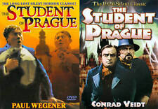 THE STUDENT OF PRAGUE COLLECTION NEW REGION 1 DVD