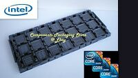 Core i3 CPU Tray for Intel Socket LGA 1155 1156 1150 Processor - 4 fits 84 CPU'S