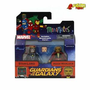 Marvel Minimates Series 79 Star-Lord & Adam Warlock