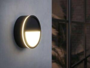 Designer Wall lamp Nordlux Ava Wall black LED 9,5W Wall Lamp ceiling light