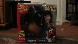 Mr Potato Head Darth Vader