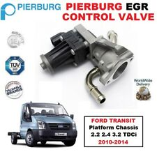 Pierburg Egr Válvula De Control Para Ford Transit Plataforma 2.2 2.4 3.2 TDCi 2010-2014
