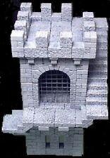 Wargame paisaje D&D Warhammer 25 mm-Torre de la prisión