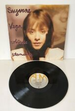 VINYL LP RECORD SUZANNE VEGA SOLITUDE STANDING A1/B1 EX+ PRO CLEANED & PLAY TEST