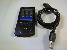 SONY WALKMAN NWZ-E443 Digital Media Player 4GB Black.