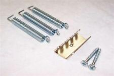 GUITAR TREMOLO SPRINGS, RETAINER PLATE & SCREWS KIT FOR STRAT OR FLOYD ROSE ETC