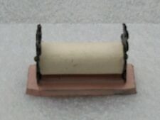 New Vintage Dollhouse Miniature Wrapping Paper Holder B. Shackman #3701