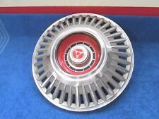 "1967-70 DODGE TRUCK / VAN  15"" HUB CAP WITH EMBLEM  NICE  1217"