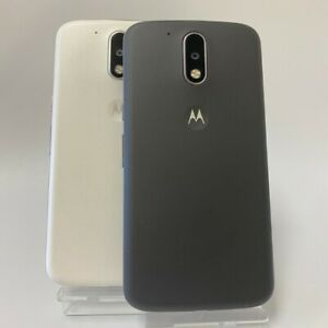 Motorola Moto G4 16GB Black White Blue Unlocked Smartphone Mobile 4G   Good