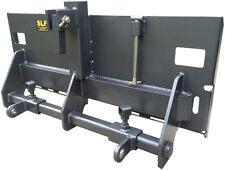 SLF SKID STEER QUICK ATTACH 3 POINT HITCH CATEGORY 1 3-PT HITCH ADAPTER TRACTOR