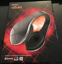 Velodyne vBold Over-Ear Wireless Bluetooth Headphone (Satin Silver)