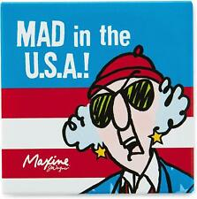 Hallmark Maxine Mad in the U.S.A. - Magnet