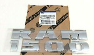 2014-2020 RAM Promaster RAM 1500 Van front door chrome Nameplate Emblem OEM