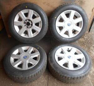 """FIAT PUNTO Mk2 DYNAMIC 14"""" ALLOY WHEELS AND TYRES"""