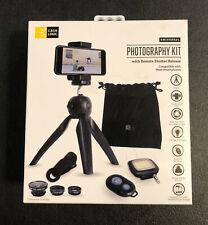 Case Logic Universal Phone Photography Kit New Open Box