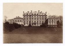 PHOTO ANCIENNE Impérial Hôtel Maison Saint Louis JERSEY Résidence des Jésuites