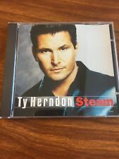 TY HERNDON - Steam / Hands Of A Working Man - CD