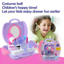 Pretend Play Cosmetic Set Kit Beauty Toys Makeup Toy for Little Girls Kids US