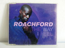 CD 4 titres ROACHFORD The way i feel 664775 2
