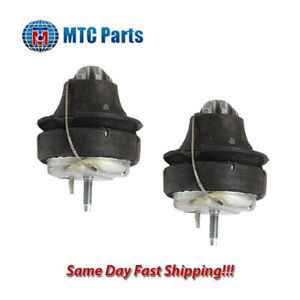 MTC Front & Rear Lower Engine Motor Mount 1999-2009 Volvo S60 S80 V70 XC70 XC90