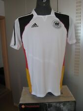 Adidas Camiseta Balonmano Alemán Handballbund Blanco Climacool Talla S P07293