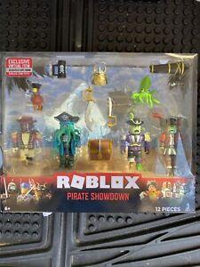 Robolox Pirate Showdown 12 Pieces Set Jazwares  -  In Hand
