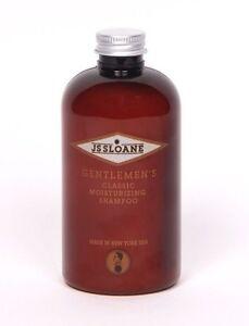 JS Sloane Classic Moisturizing Shampoo, 8oz