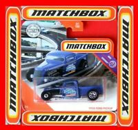 MATCHBOX 2020   1935 FORD PICKUP   51/100   NEU&OVP