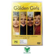 The Golden Girls Complete Season 1 (DVD) US 80s Comedy - Region 4 Betty White