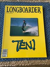 Pacific Longboarder Volume 1 Number 3