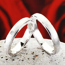 Modeschmuck-Ringe aus Sterlingsilber ohne Stein