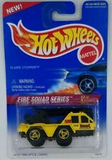 1997 Hot Wheels Flame Stopper Fire Truck Vintage Diecast Car Kids Toy 90s NEW